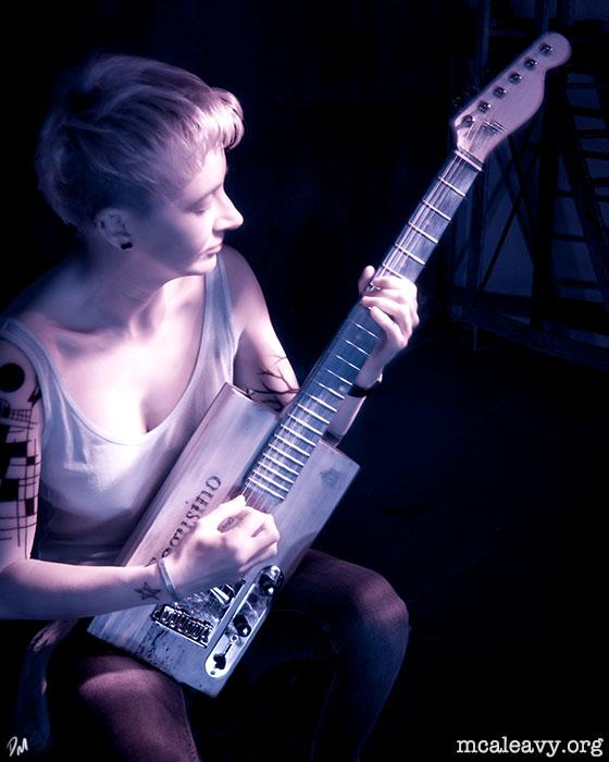 "Frankentele - Model: <a href=""http://mcaleavy.org/models/lin/"">Lin</a> Series: <a href=""http://mcaleavy.org/projects/music/"">Music</a>"