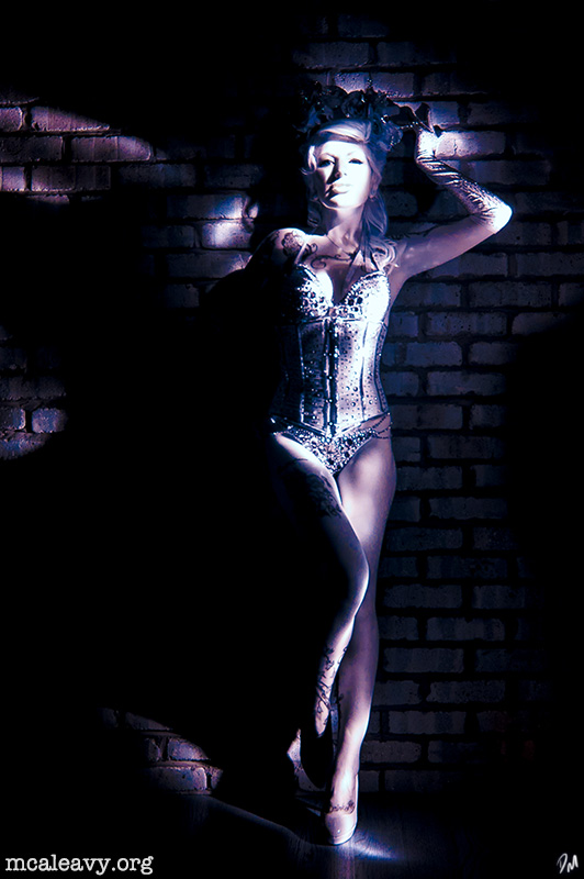 "Glister - Image Series: <a href=""http://mcaleavy.org/projects/burlesque/"">Burlesque</a>"