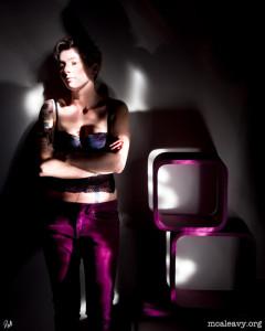 "Haze - Model: <a href=""http://mcaleavy.org/models/amy/"">Amy</a>"