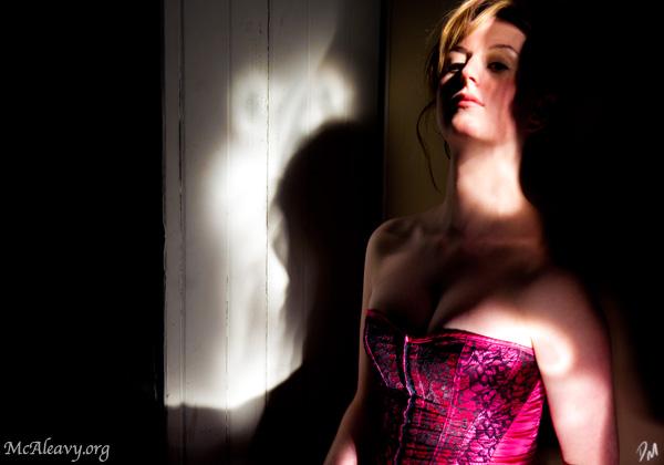 "Imposture - Model: <a href=""http://mcaleavy.org/models/quinn/"">Quinn</a>"