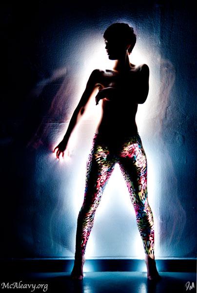 "Mania - <a href=""http://mcaleavy.org/models/jess/"">Jess</a> Image Series: <a href=""http://mcaleavy.org/projects/leggings/"">Leggings</a>"